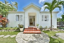 Two bedroom villa nestled on a tropical cul-de-sac walking distance to Holetown and crystal clear beaches.