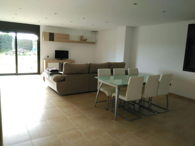 Habitaciones privadas a 10min. de la playa. - Banyeres del Penedès - Hus