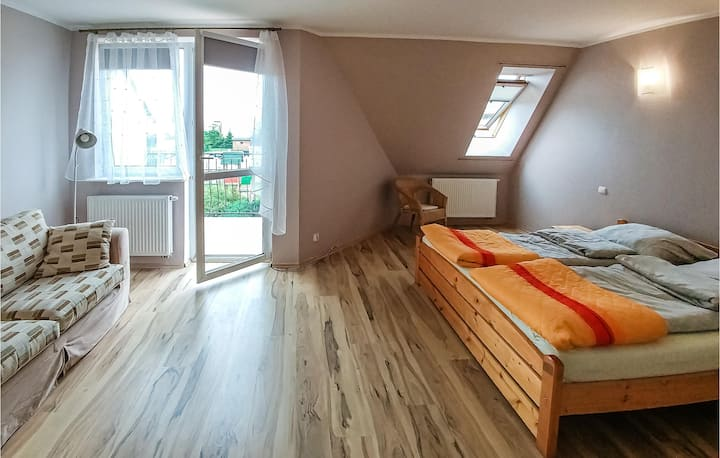 Nice home in Darlowo with WiFi and 3 Bedrooms