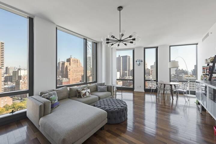 Great tribeca apartment