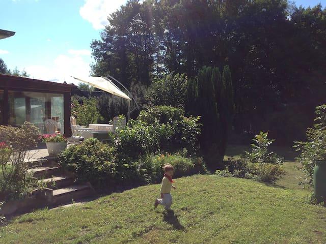 Haus im Park - Zentrum HH: 25 Min - Reinbek