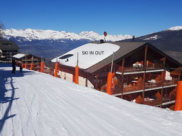 Appartement ski-in/out