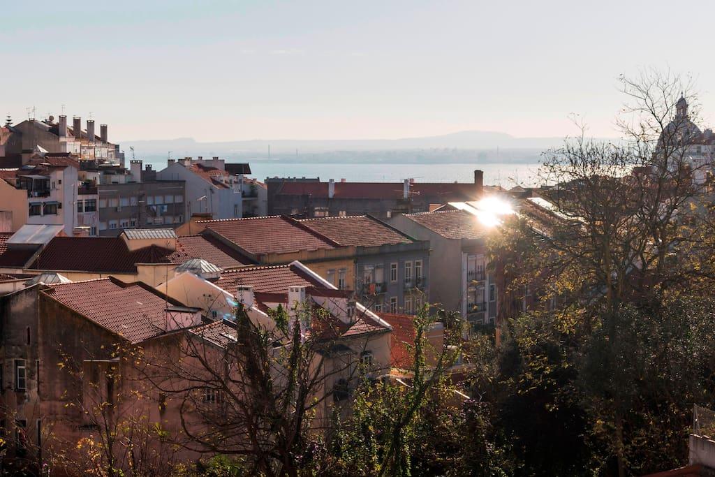 Vista da casa | House view | Vue de la maison | Ansicht des hauses