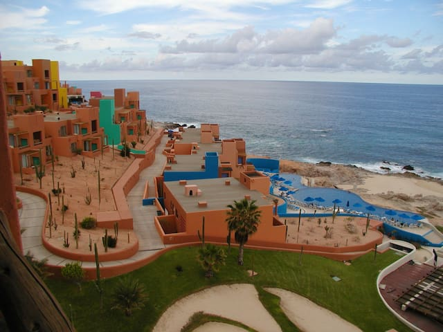 2-BD by the Beach of Sea of Cortez - Cabo San Lucas - Appartement en résidence