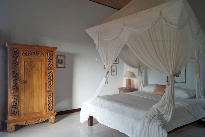 Private Ocean View Studio II, villa  SasakLebung