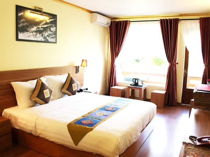 Deluxe Double Room - Sapa Dragon Hotel