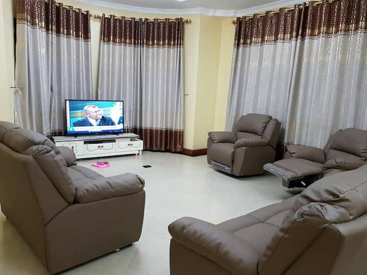 Mwanza Luxurious House