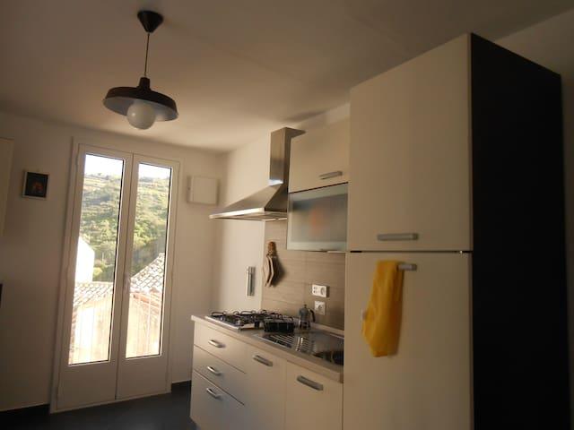 Cucina piano superiore