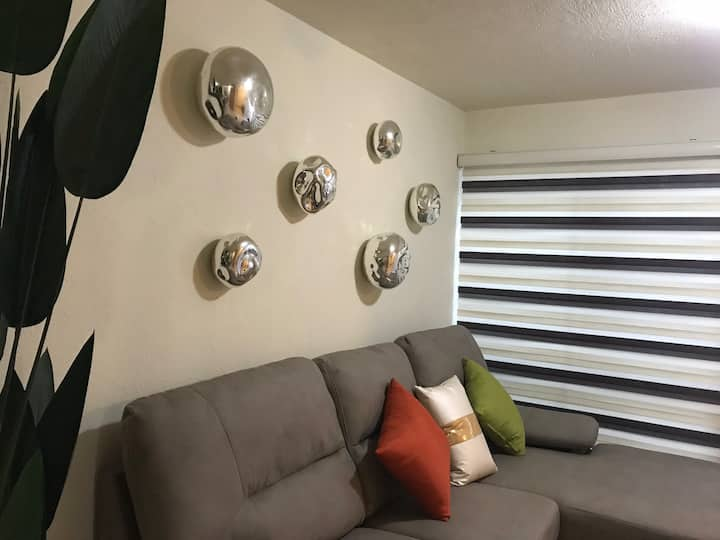 Departamento remodelado // Renewed apartament