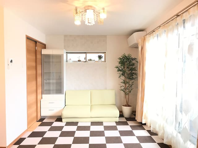 4BR - Shinjuku area, 6 min from sta