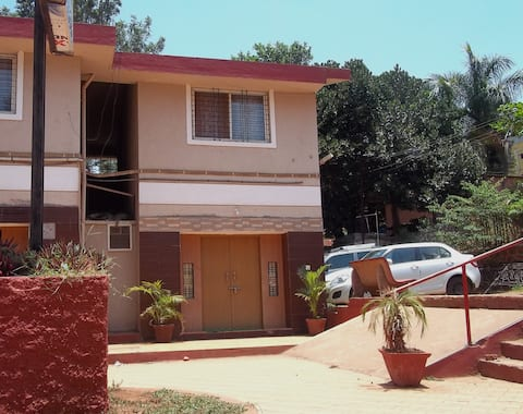 Spacious Duplex Villa