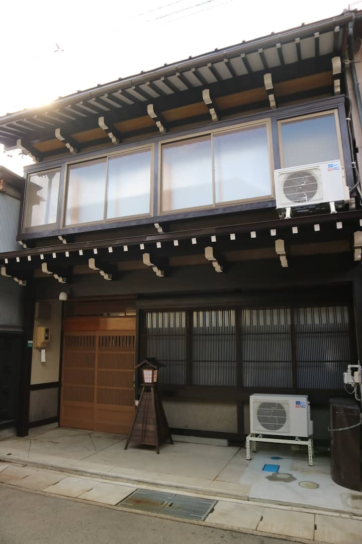 YOSHIKI NO SATO UMADASHIBASHI【3 BED ROOMS!!】