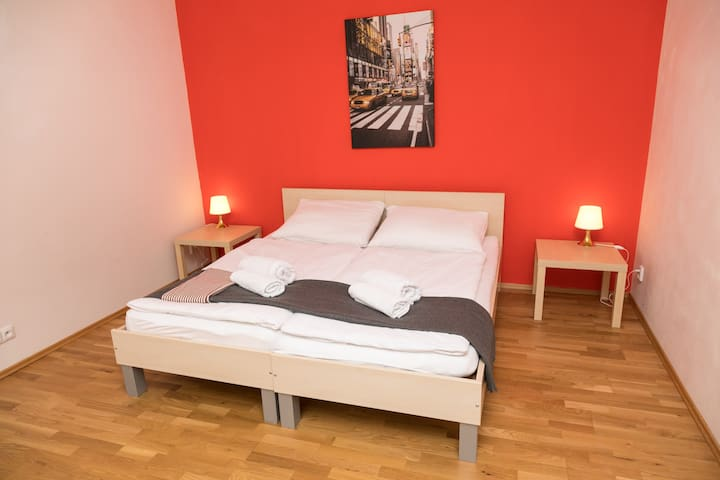 Welcome Charles Bridge Apartments/Two bedroom