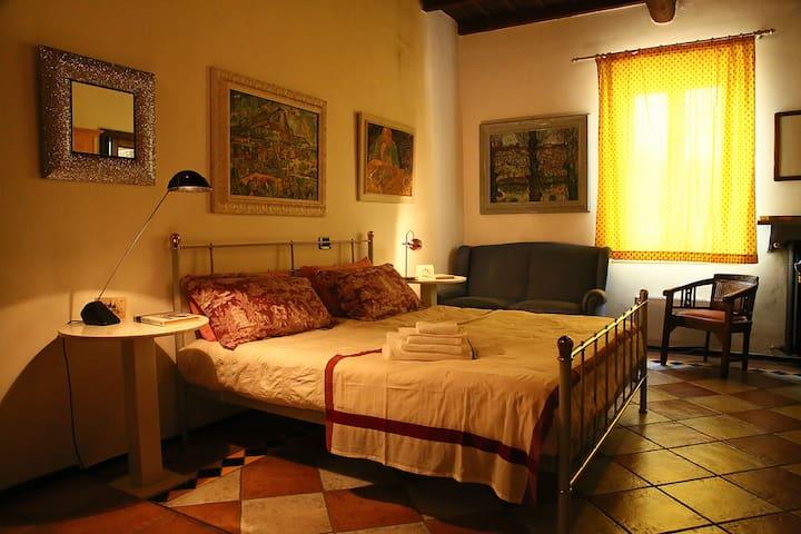 Casa Vacanze Alveare Azzurro  - Certosa di Pavia - Certosa di Pavia - Hus