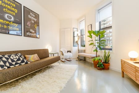 Super Stylish & Spacious Manhattan Apartment
