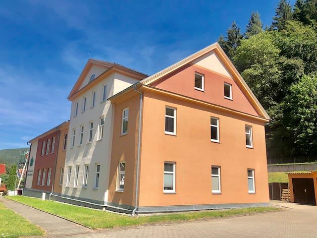 """Ferienwohnung """"Alte Schule"""" 1"""