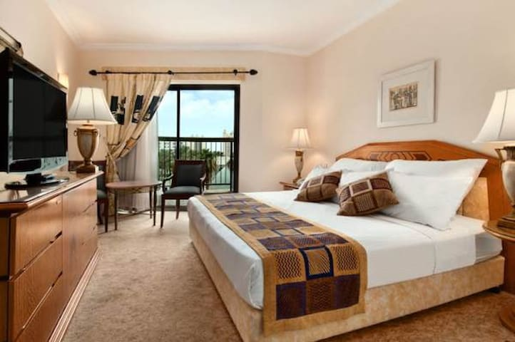 Hilton Eilat Queen Of Sheba Hotel - Eilat - Boutique hotel