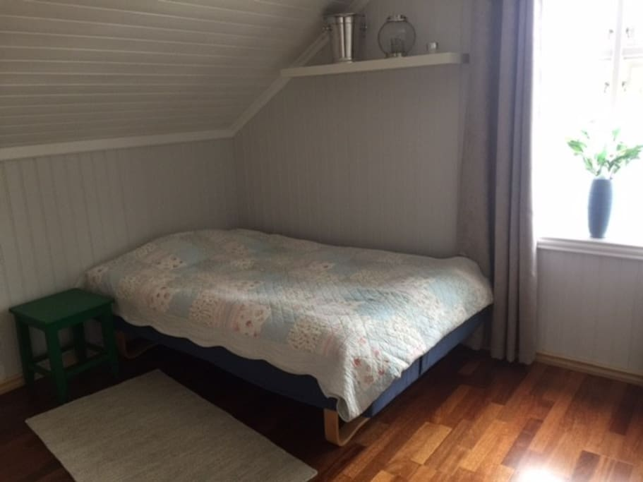 Bedroom 2, bed 120*200