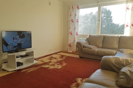 Room for rent it's 10 minutes to the city Center