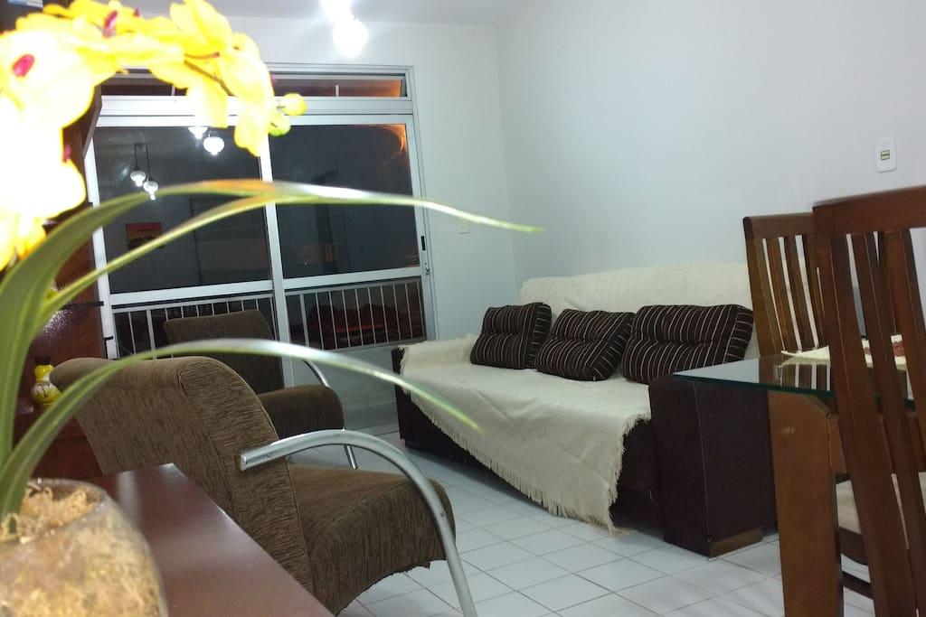 Sala de estar e jantar - atualizando