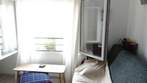 Private rooms in a Quiet apartment