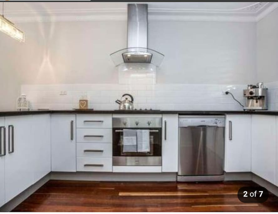 Kitchen all included