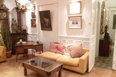 Elegant Apartment - elegant district of Sceaux - 쏘