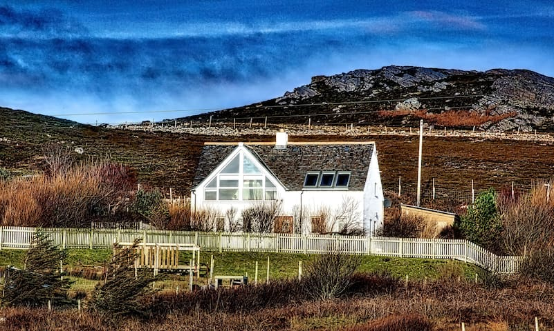 Windyhill Lodge - Achiltibuie - Casa