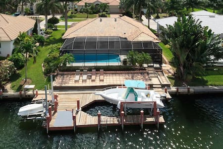 1650 Galleon Court - Marco Island