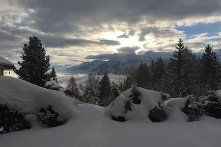 Dortoir, Carnotzet Montana - Montana