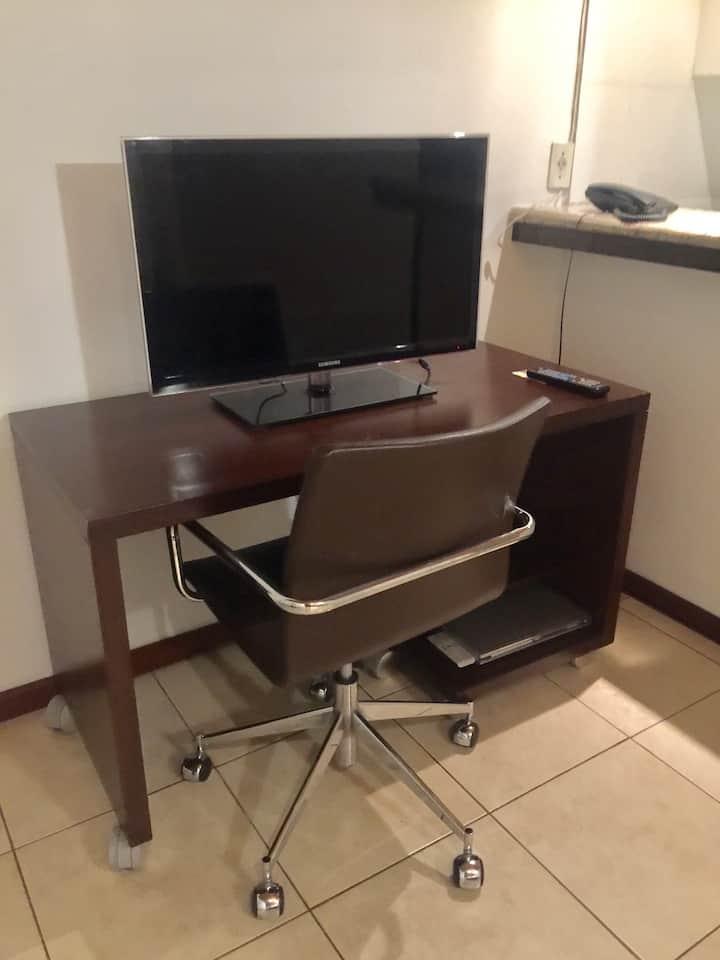 Kitnet confortável no centro de Ouro Preto
