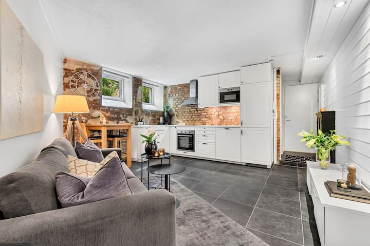 Modern apartment in the heart of Frogner
