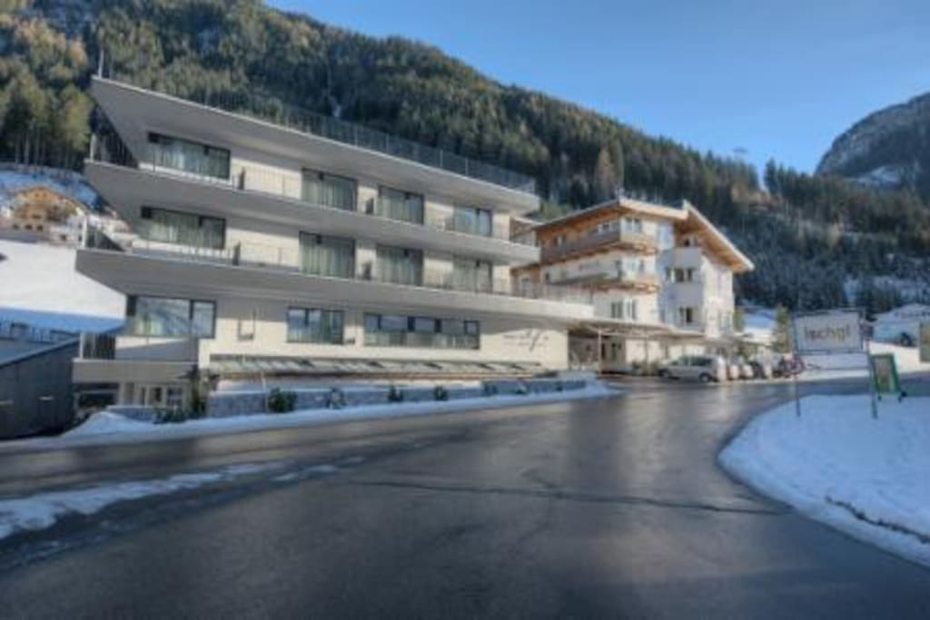 Bed And Breakfast Ischgl Austria