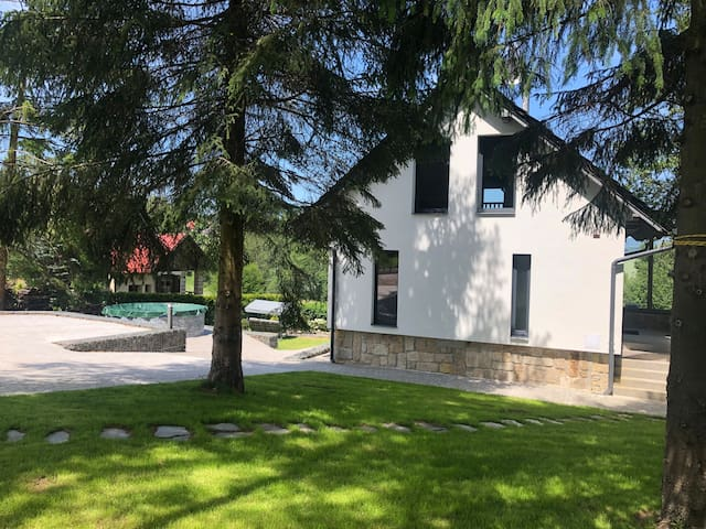 villa Prachov, prázdninový dům
