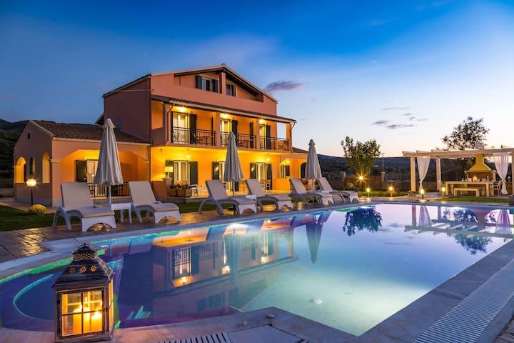 'Eleni luxury villa' in Acharavi - Corfu - Acharavi