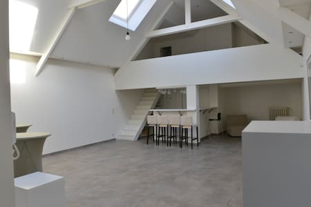 A Loft in the heart of Ixelles - Ixelles