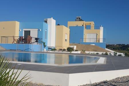 Nuova villa con piscina privata e vista sul mare - Mastichari