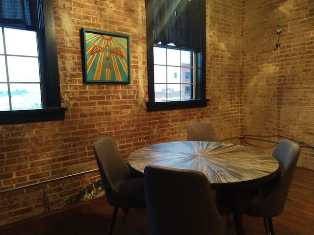 Main Street Loft in Downtown Norman