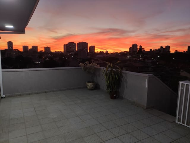 Curitiba Capão Raso Kitinet com Vista