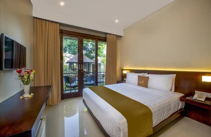 Super & Cozy 1 Bed Room incl b'fast in Jimbaran.