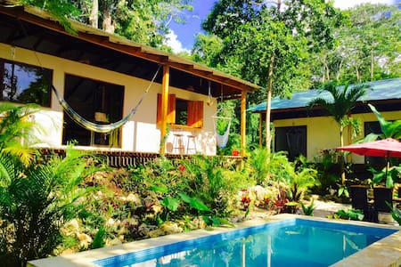 Jungle Ocean view centrally located for 6pax - Playa del Carmen