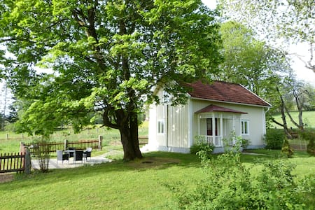 Your own house on the Swedish countryside