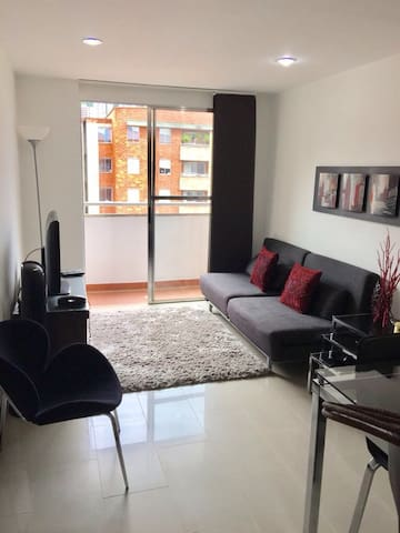 Luxury Apartment Medellin (2 bed 2 bath)