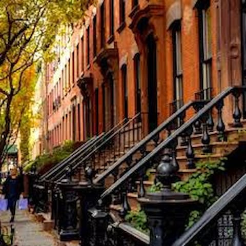 Welcome to one fine spot in NYC - West Village