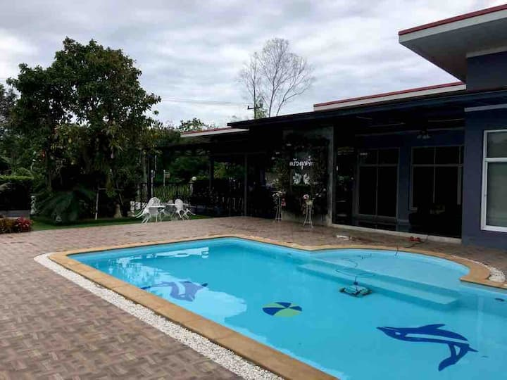 Pool Villa near U-Tapao Airport