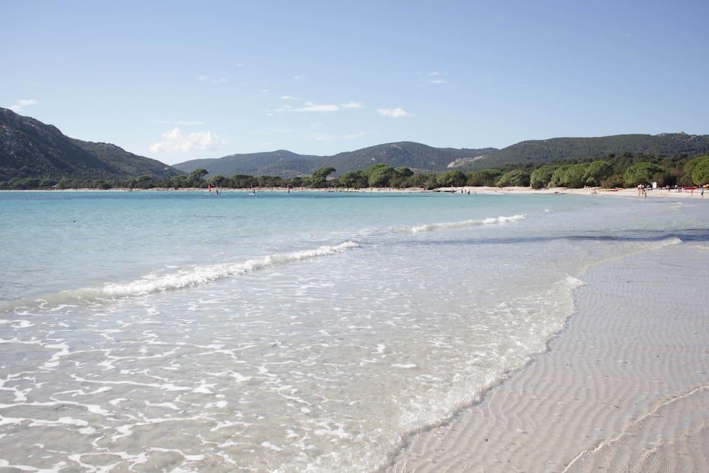 Baie de santa guillia