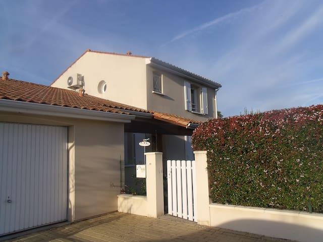 Petite maison pour découvrir la côte charentaise