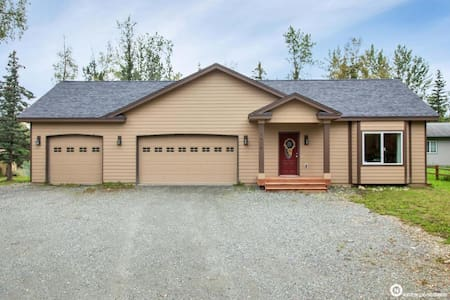 Newly built Ranch Style home - Wasilla