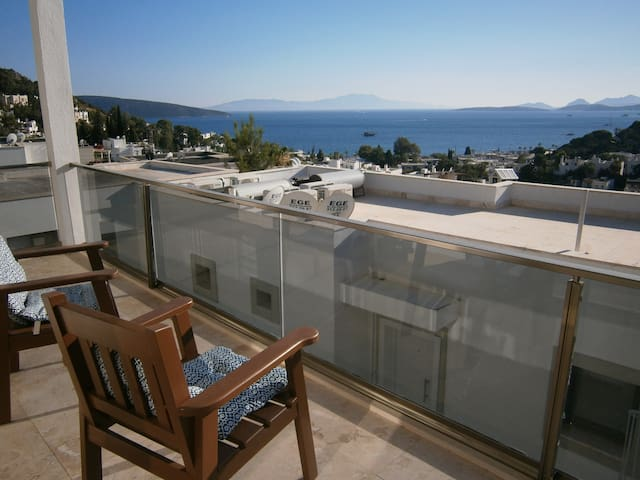 Amazing View in Central Bodrum 3