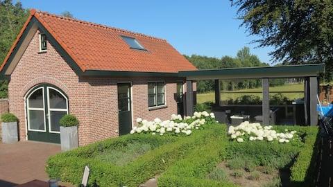 Amersfoort獨立客房,包括陽臺